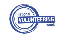 National Volunteering Week NVW 2018