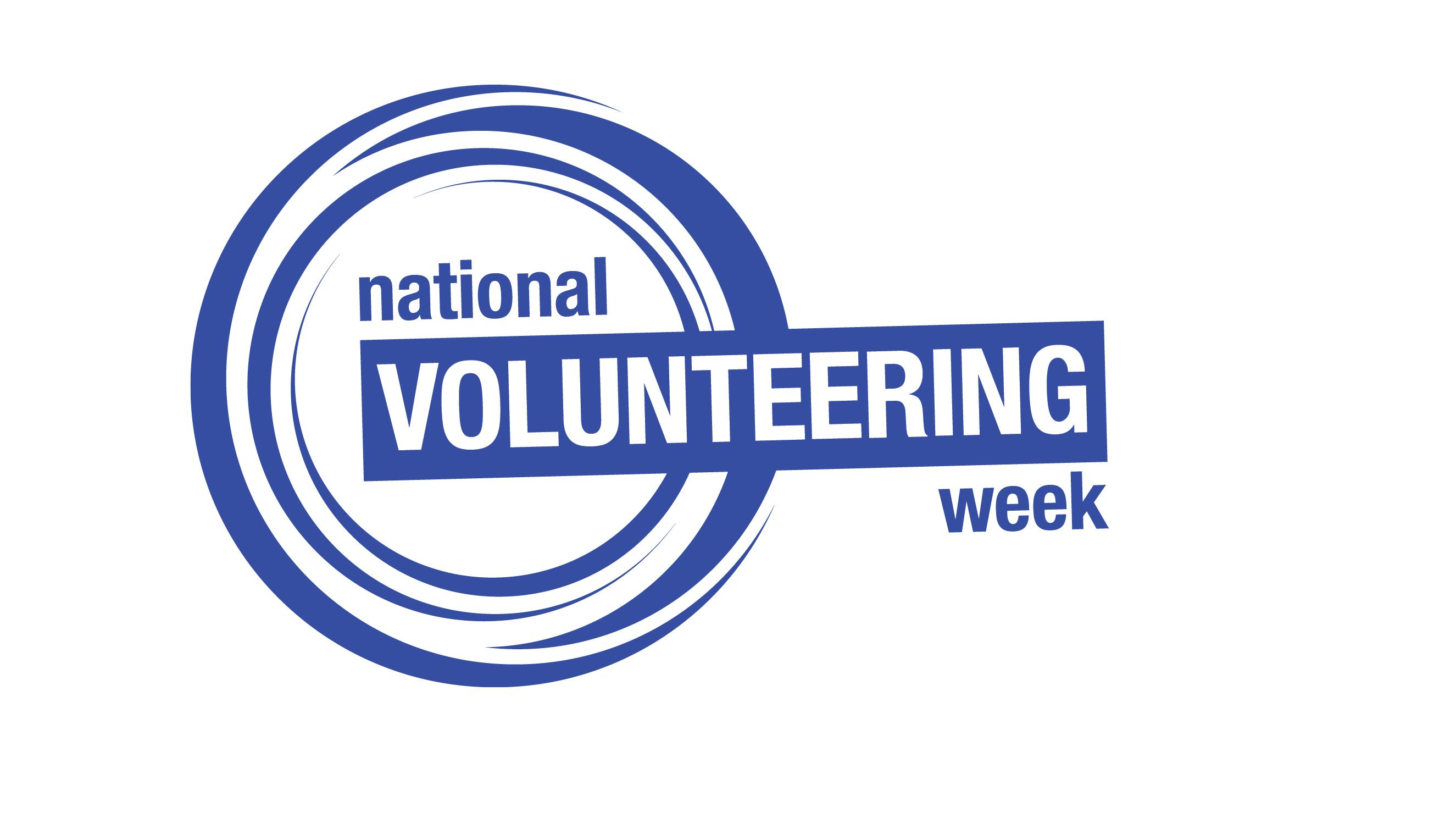 National Volunteering Week