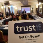 Get on Board TrustIE event - Photography by Frances Hayden
