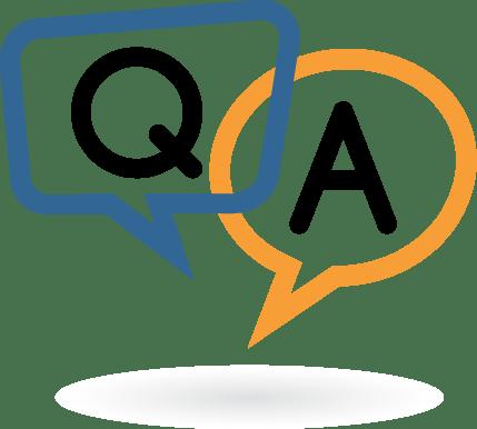 Znalezione obrazy dla zapytania question & answer